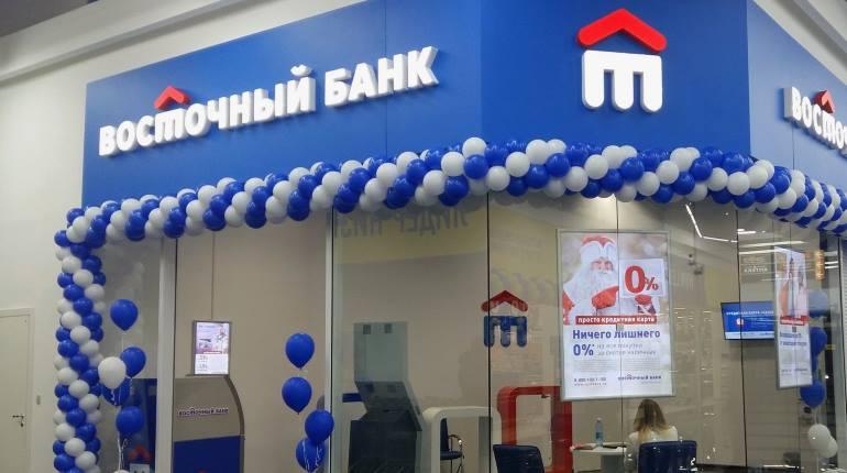 Банкоматы партнеры Восточного банка