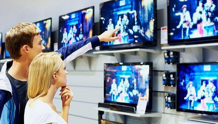 Где взять в кредит телевизор?