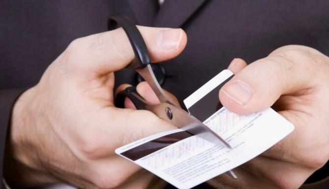 Как правильно закрыть кредитную карту?