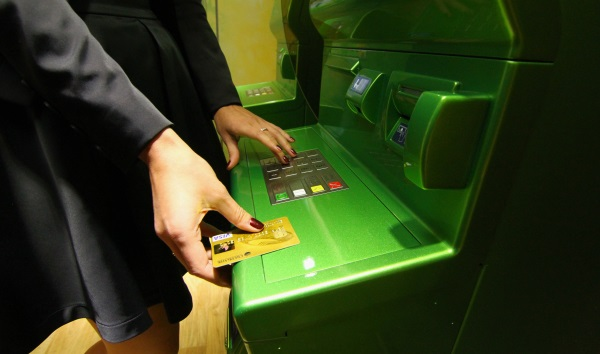 Лимиты на снятие наличных в банкоматах Сбербанка