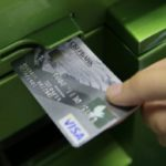 Комиссия за снятие наличных в банкомате Сбербанка