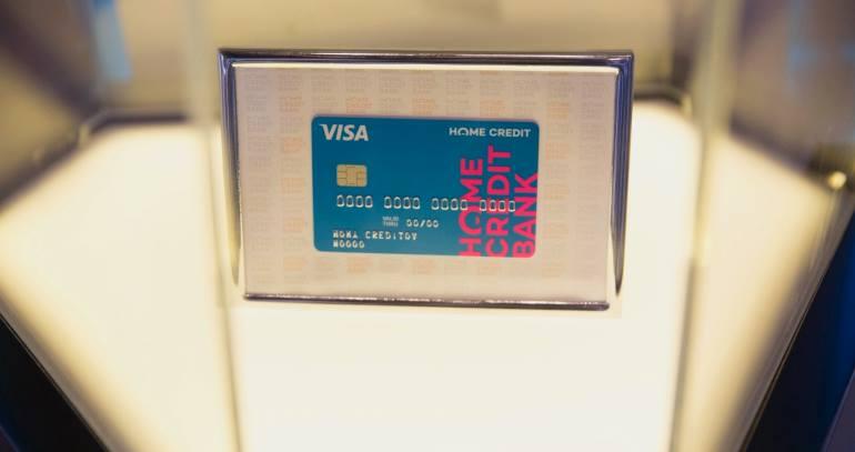 Пополнение карты рассрочки от Хоум Кредит банка