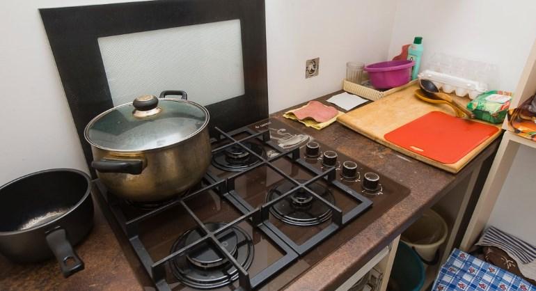 Покупка газовой плиты в кредит