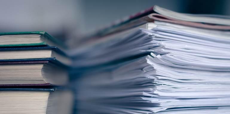 Пакет документов для открытия счета
