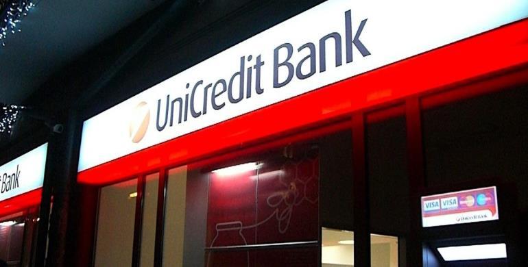 Расчетный счет для ООО в Юникредит банке
