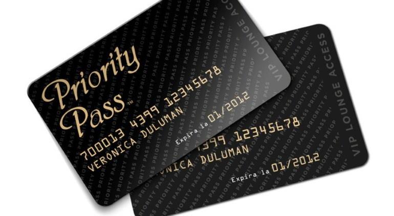 Лучшие карты с Priority Pass